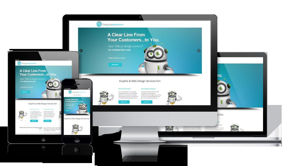 ClearLine-Responsive-website-design